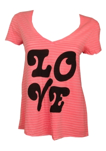 Wildfox - Fall in Love Tee