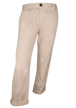 Current Elliott Captain Trouser - nude