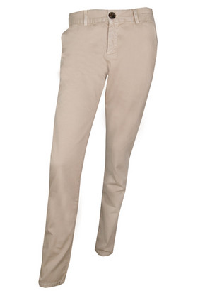 Current Elliot- sharp trouser nude