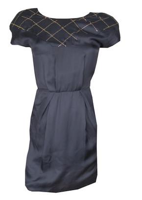 Sylvia Reille Ritz dress