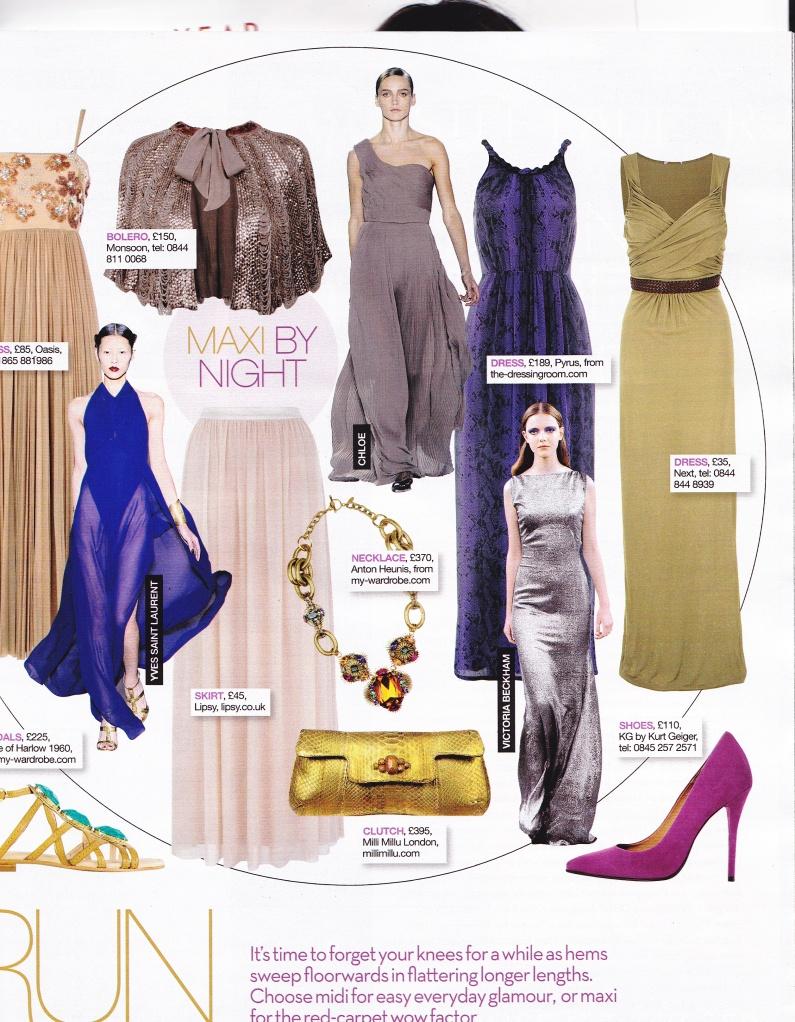 Pyrus dress You Magazine