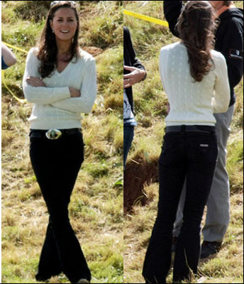Hudsojn - Kate Middleton bootcut