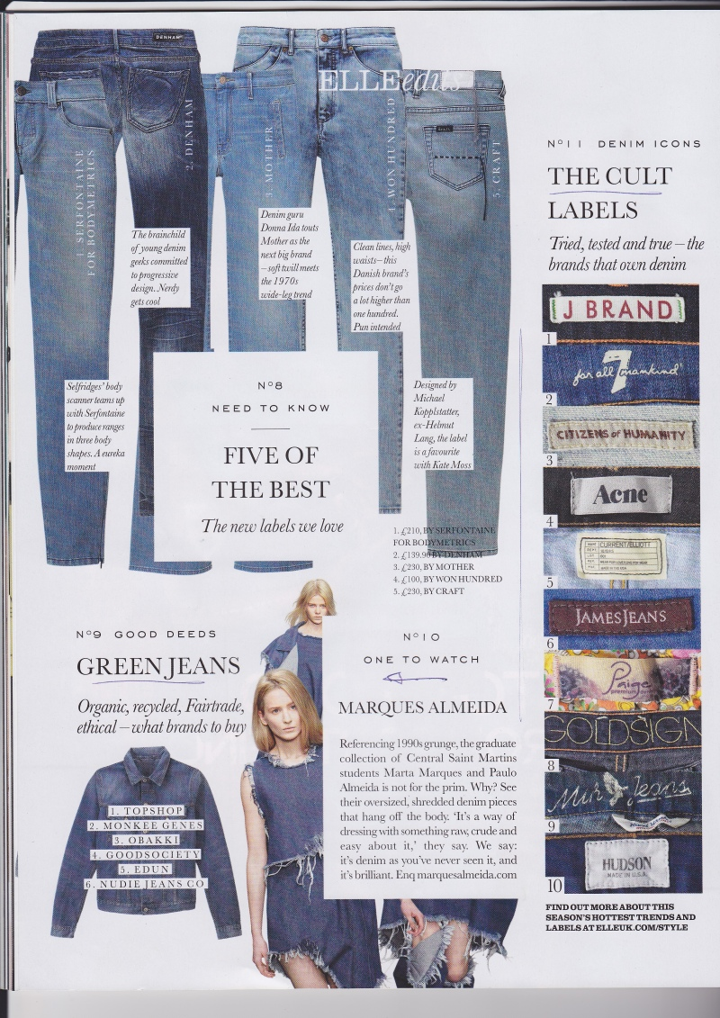 Cult brands - Elle
