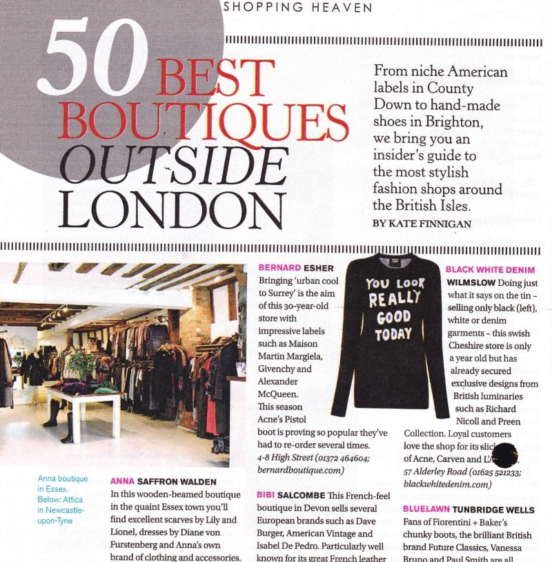 50 best boutiques intro