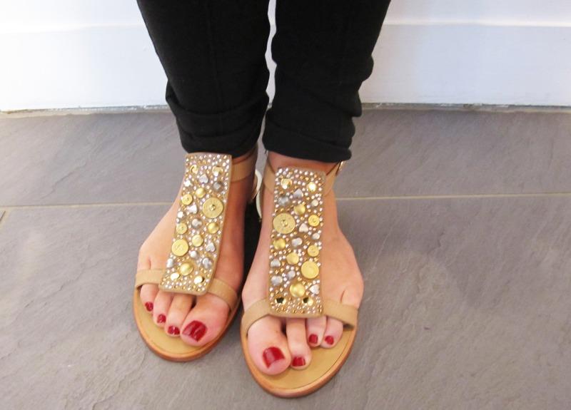 Lola Cruz Sandals-now £99!
