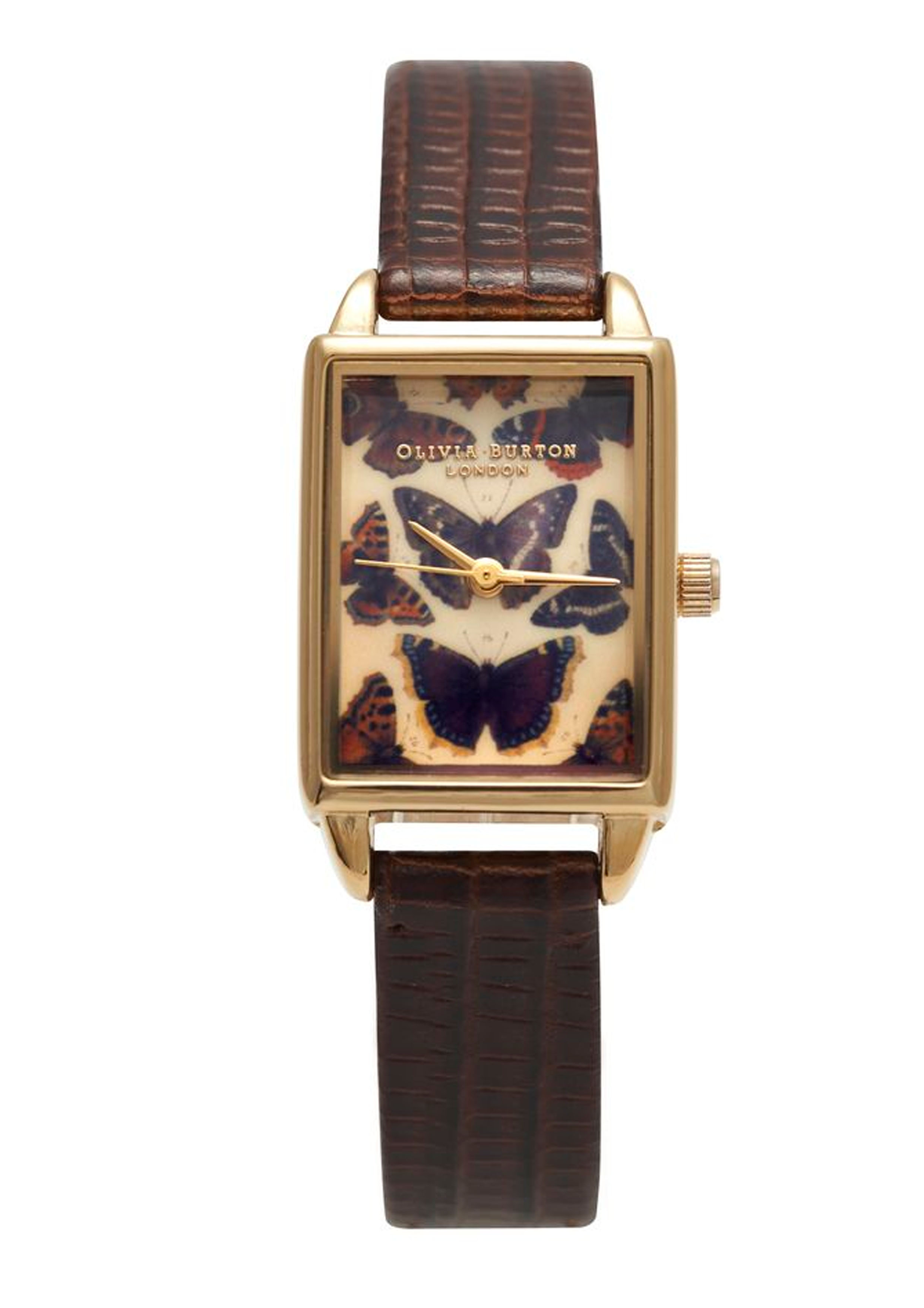white heart products coleman colemancollectionwatchescolemanopenheartwhiteandbrown watches collection open brown butterfly