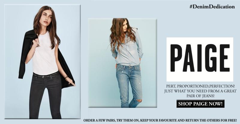 Shop Paige Jeans!