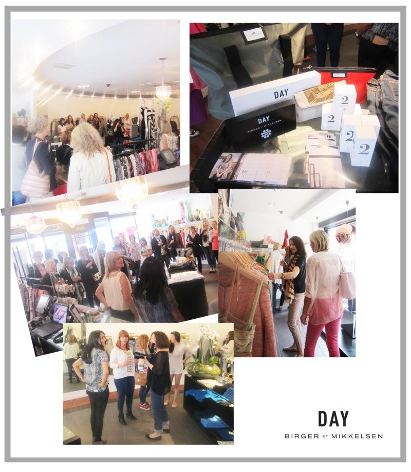 Day Birger et Mikkelsen event at The Dressing Room