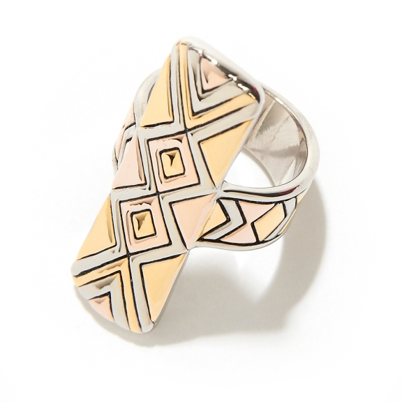 House_Harlow_Mulit_Gold_Ring