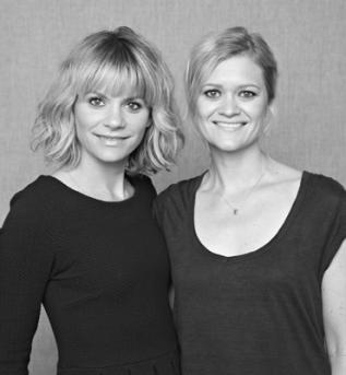 Anna And Liz From Becksondergaard Reveal What They Love About Scandistyle The Dressing Room Fashion News