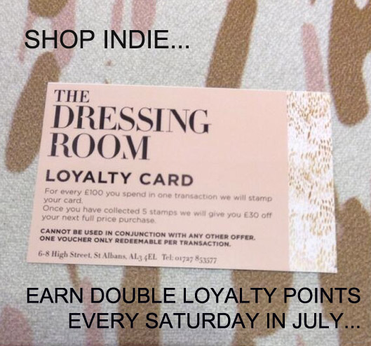 Loyalty card - double points image
