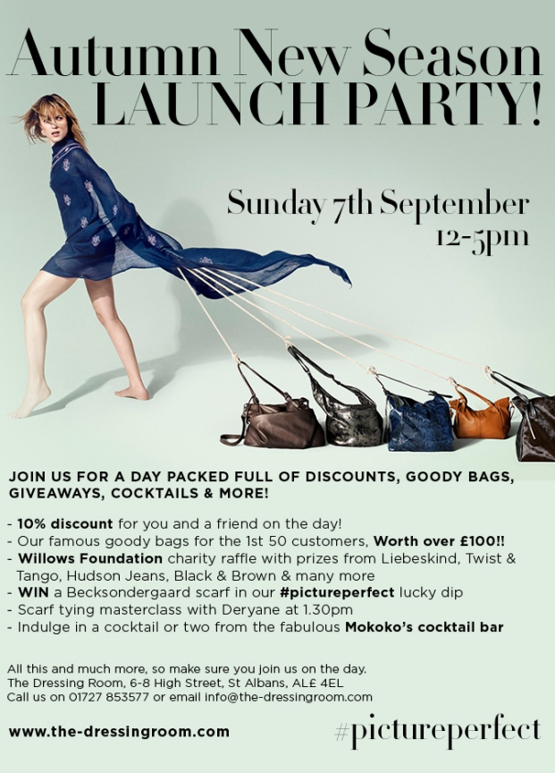 BECKS EVENT 9TH SEPT