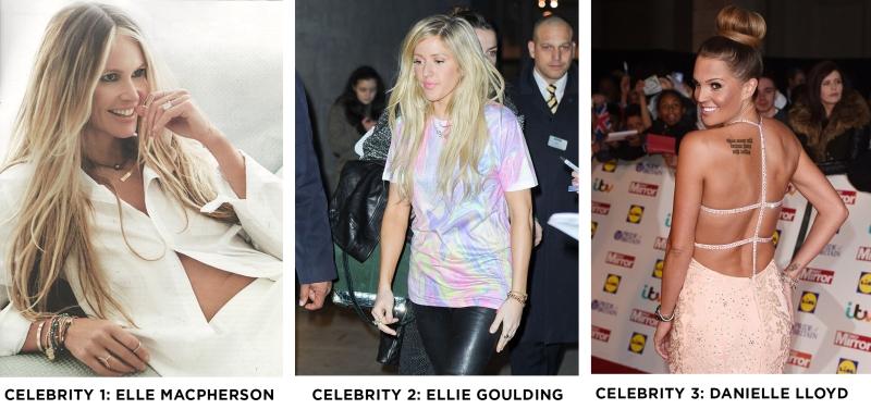 Chlobo celebrities