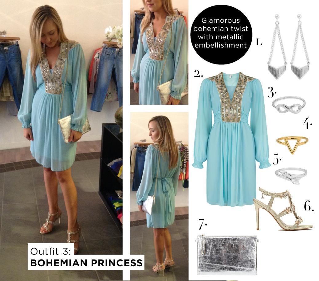 Outfit 3 - Bohemian Princess