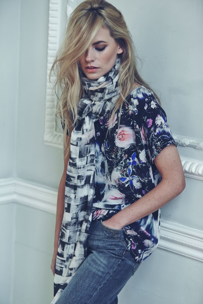 lily-and-lionel-campaign-erin-navy-modal-silk-scarf