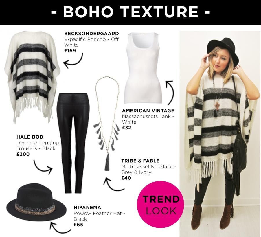 Look 8 - Boho Texture