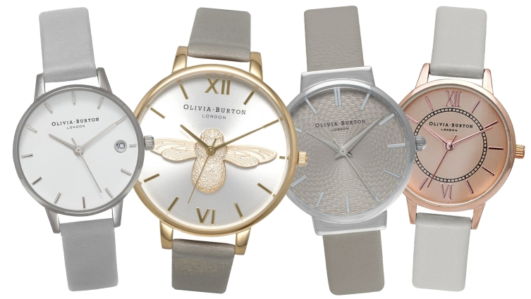 grey watches