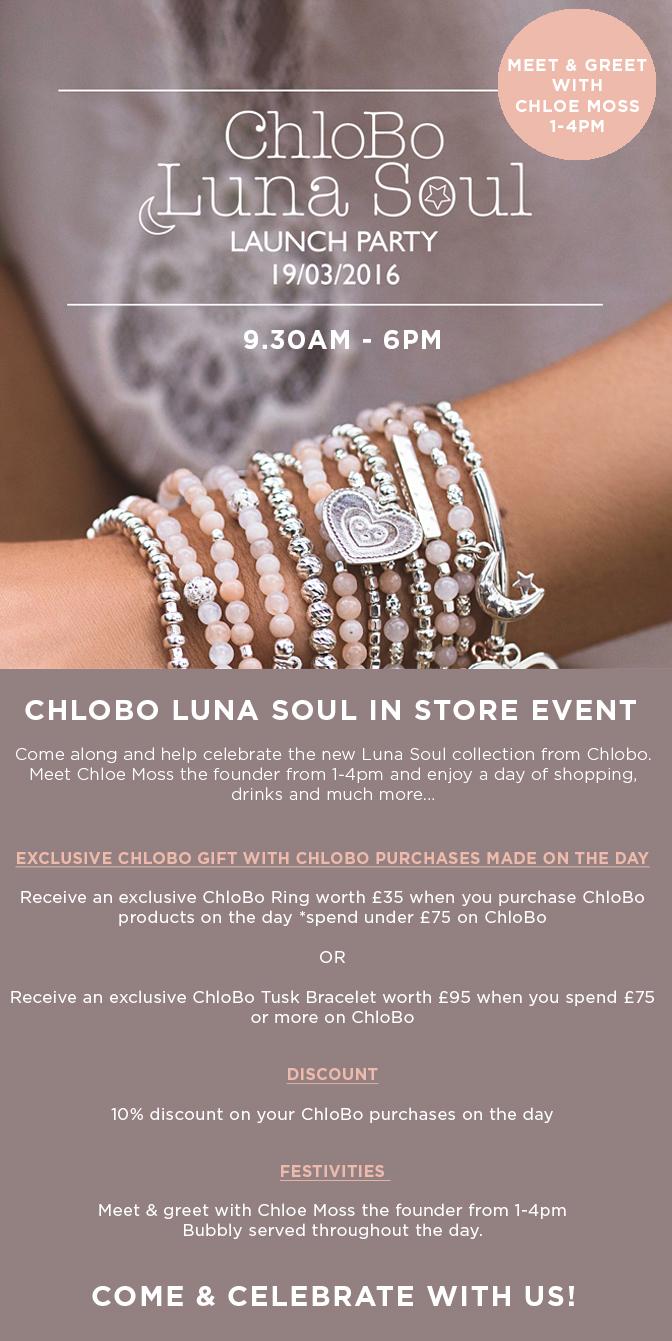 Chlobo Event